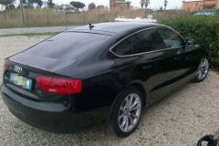 Audi A5.2012.nero 5 porte