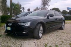 Audi A5.2012.nero.5 porte