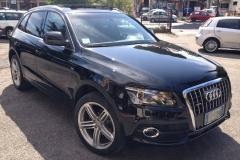 Audi Q5 nera.2010