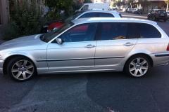 BMW 335 SW 2004. grigio