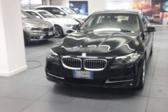 BMW 520 nero.2016.5 porte