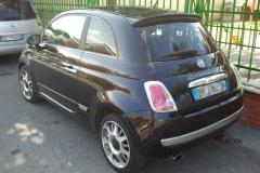 Fiat 500 nera.3 porte