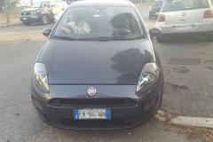 Fiat Grande Punto.5 porte.Grigia