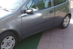 Fiat Punto2004.grigia 3 porte
