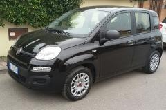 Fiat panda nera.5 porte