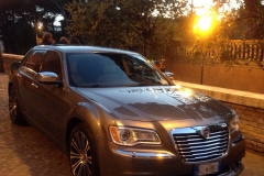 Lancia Thema 2013.5 porte. grigio metallizzato