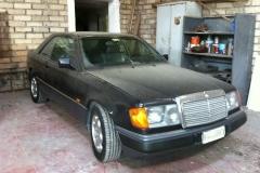 Mercedes 200 ce. 1993 .5 porte.nero