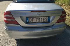 Mercedes CLK 200 Kompressor.3 porte. anno 2005