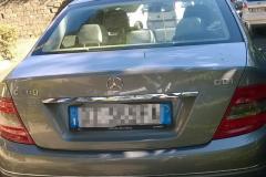 Mercedes Classe C.2010.grigia