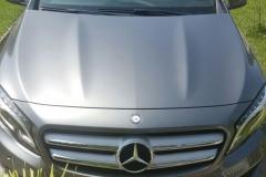 Mercedes GLA 2015.5 porte.grigia