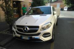 Mercedes GLE 2016. Bianco perla (2)