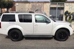 Nissan Pathfinder bianco.2009