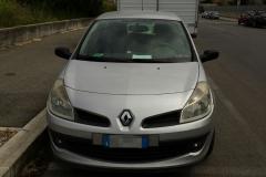 Renault Clio grigia 3 porte.2006 (2)