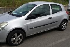 Renault Clio grigia 3 porte.2006